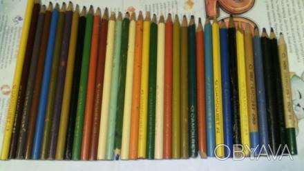 Советские карандаши.