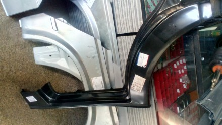 форд транзит пороги арки р/части. большой выбор з/ч.распродажа рулевое моторка т. Днепр, Днепропетровская область. фото 3