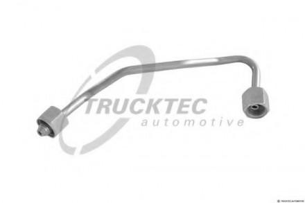 Трубка топливная высокого давления 02.13.075 Trucktec  MB Sprinter cdi. Ирпень. фото 1