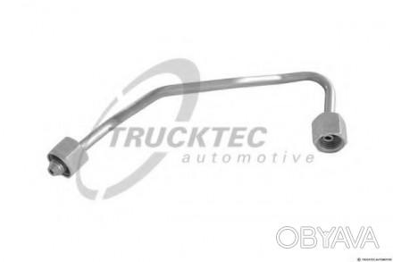 Трубка топливная высокого давления 02.13.075 Trucktec  MB Sprinter cdi   om611. Ирпень, Киевская область. фото 1