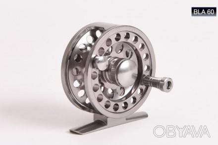Новая металлическая катушка LEO, модель BLA60. Может быть использована как под . Житомир, Житомирская область. фото 1