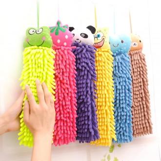 Детское полотенце-игрушка из микрофибры,. Одесса. фото 1