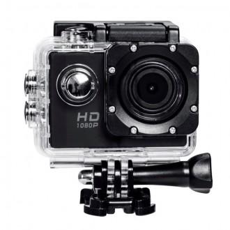 Экшн камера Action Camera F71 WiFi широкий угол обзора. Днепр. фото 1