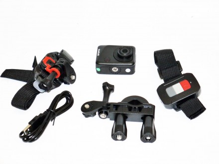 Экшн-камера F40 Sportscam Full HD 1080P  Экшн камера F40 Sportscam Full HD 1080. Днепр, Днепропетровская область. фото 8