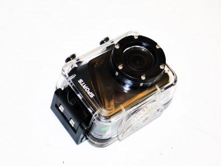 Экшн-камера F40 Sportscam Full HD 1080P  Экшн камера F40 Sportscam Full HD 1080. Днепр, Днепропетровская область. фото 5