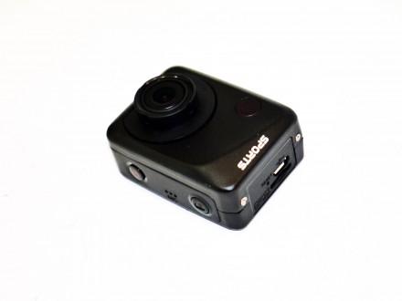 Экшн-камера F40 Sportscam Full HD 1080P  Экшн камера F40 Sportscam Full HD 1080. Днепр, Днепропетровская область. фото 6