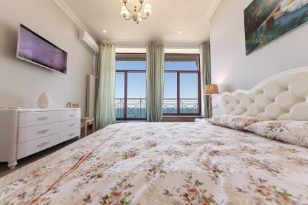 Шикарные ВИП апартаменты в Аркадии! Потрясающий вид на море!. Одесса. фото 1