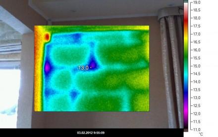 Правильное утепление, как и лечение - начинается с обследования! Тепловизионное . Харьков, Харьковская область. фото 6