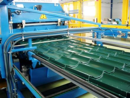 Производим Металлочерепицу и Профнастил из качественного металла ведущих произво. Одесса, Одесская область. фото 7