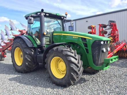 JohnDeere.Новые и б/у сельскохозяйственные трактора из Великобритании.. Александрия. фото 1