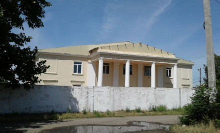 отдельно стоящее   здание  ул.Агрономическая. Одесса. фото 1