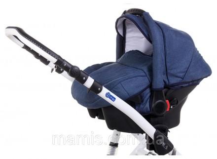 Автокресло Adamex Carlo Len - отличное решения для безопасности вашего малыша во. Борисполь, Киевская область. фото 3