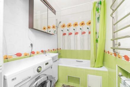Очаровательная двухкомнатная квартира расположена на 3 этаже 4-этажного здания. . Приморский, Одесса, Одесская область. фото 12