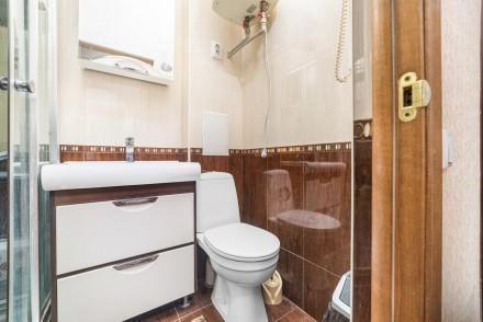 Очаровательная двухкомнатная квартира расположена на 3 этаже 4-этажного здания. . Приморский, Одесса, Одесская область. фото 11