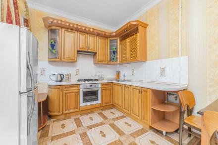 Очаровательная двухкомнатная квартира расположена на 3 этаже 4-этажного здания. . Приморский, Одесса, Одесская область. фото 9