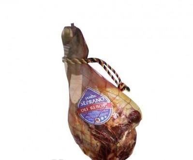 Хамон Серрано ( нога ) цена за 2 кг. Запорожье. фото 1