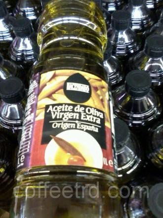Оливковое масло Hacendado 1 кг (пластик). Запорожье. фото 1