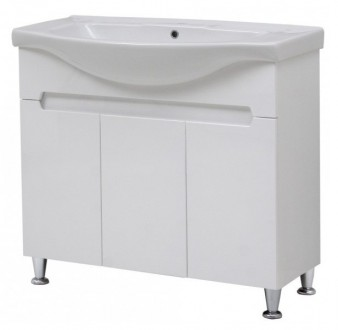 Большой выбор различной мебели в ванную комнату: тумбы, пеналы, зеркала. Лучшие . Запорожье, Запорожская область. фото 2