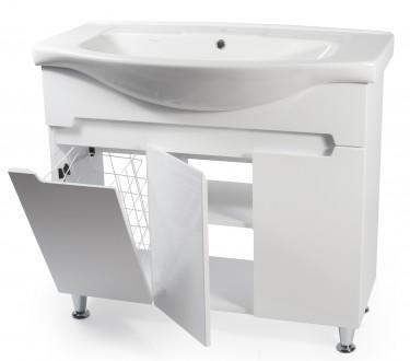 Большой выбор различной мебели в ванную комнату: тумбы, пеналы, зеркала. Лучшие . Запорожье, Запорожская область. фото 4