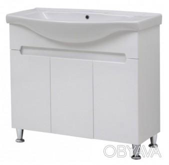 Большой выбор различной мебели в ванную комнату: тумбы, пеналы, зеркала. Лучшие . Запорожье, Запорожская область. фото 1