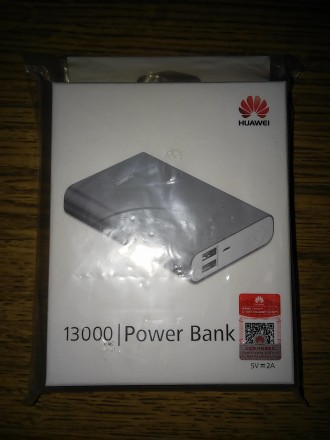 Huawei AP007 Power Bank 1300. Чернигов. фото 1