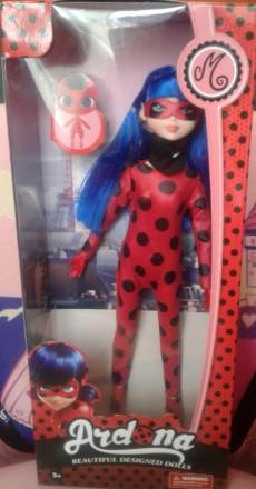 Кукла Леди Баг. Кривой Рог. фото 1