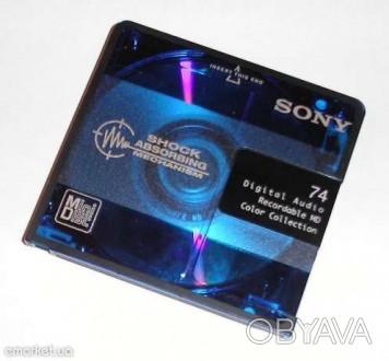 Продаю аудио MiniDisc, цифровые аудио мини-диски, перезаписываемые. -  Продаю . Николаев, Николаевская область. фото 1
