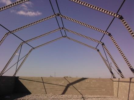 Ангары, зернохранилище своими руками или под ключ. BWW (БВС). Днепр. фото 1
