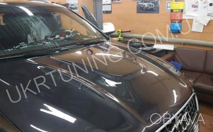 Капот Audi Q7 2006 2007 2008 2009