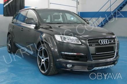 Обвес ABT Audi Q7 2006 2007 2008 2009