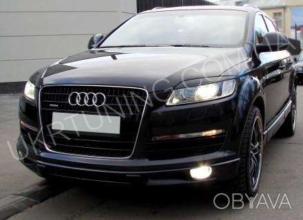 Расширители арок Audi Q7 2006 2007 2008 2009