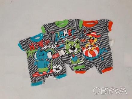 Бодики,  песочники,  детские летние костюмы,  детские платья