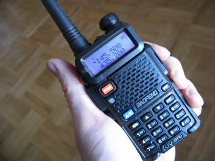 2-х диапазонная новая радиостанция BAOFENG UV-5R. Оригинал! Гарантия!. Винница. фото 1