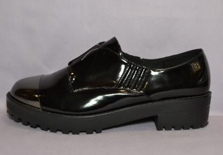 Стильные, комфортные туфли с анатомической подошвой и улучшенной амортизацией ст. Киев, Киевская область. фото 2