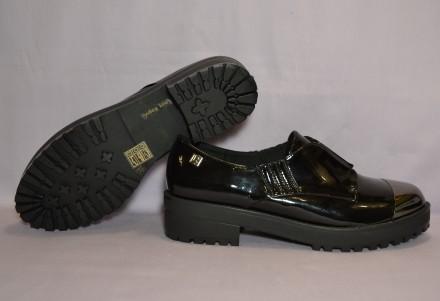 Стильные, комфортные туфли с анатомической подошвой и улучшенной амортизацией ст. Киев, Киевская область. фото 9