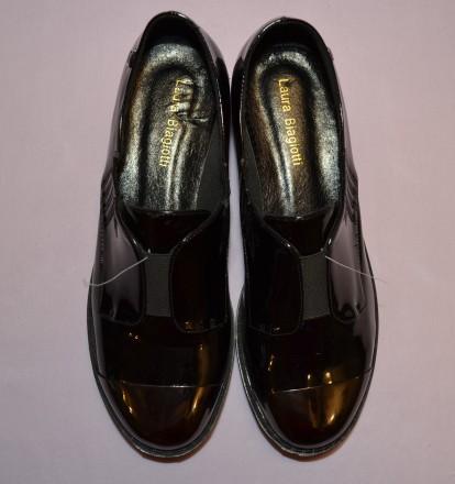Стильные, комфортные туфли с анатомической подошвой и улучшенной амортизацией ст. Киев, Киевская область. фото 5