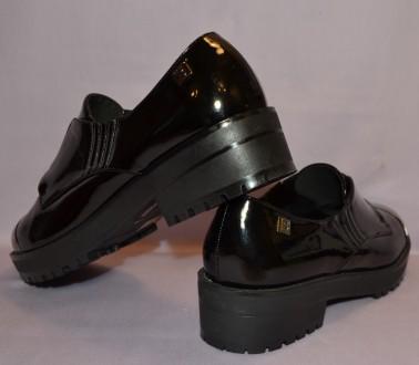 Стильные, комфортные туфли с анатомической подошвой и улучшенной амортизацией ст. Киев, Киевская область. фото 8