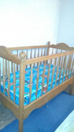 Кроватка детская. Херсон. фото 1