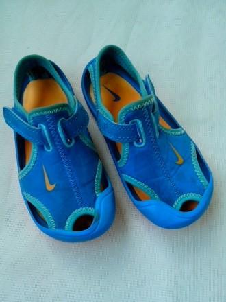 Летняя обувь Nike. Днепр. фото 1