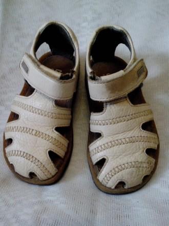 Кожаные сандалики ф-мы Camper. Днепр. фото 1