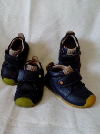 Кроссовки кожаные ф-мы Biomecanics. Днепр. фото 1