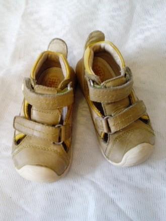 Кожаные туфельки ф-мы Biomecanics. Дніпро. фото 1