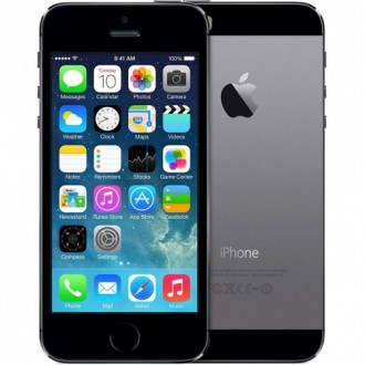 Apple iPhone 5s Space Gray 16GB. Херсон. фото 1