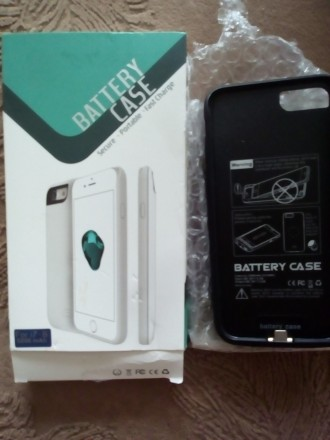 Battery case iphone 7. Снятин. фото 1