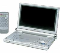 Продаю переносной DVD-плеер Panasonic DVD-LA95.. Николаев. фото 1