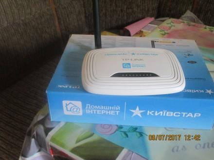 Wi-Fi роутер. Трускавец. фото 1