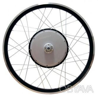 В продаже есть мотор-колёса: 1) Для велосипедов(напряжение от 24 до 60 Вольт, м. Николаев, Николаевская область. фото 1