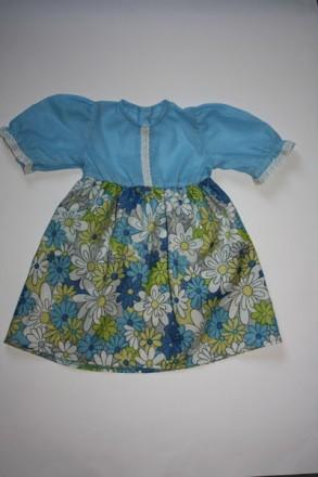 Платье для малышки, р.68. Киев. фото 1