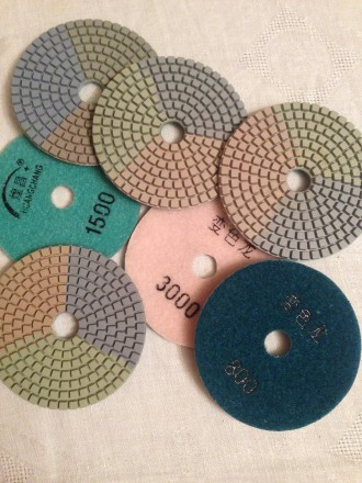диски алмазные гибкие. Черкассы. фото 1
