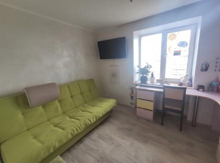Продам видовую 3-комнатную чешку с ремонтом в кирпичном доме на ж/м Красный Каме. Днепр, Днепропетровская область. фото 5